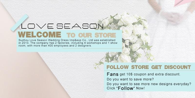 love season wedding dress fans welfare (1)