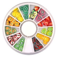 Additives for Slices Supplies Kit Charms Slime Fluffy Slimes Fruit Polymer Clear Accessorie Putty Clay slime supplie