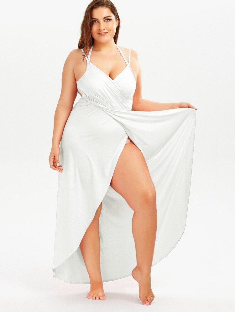 Plus Size Pareo Beach Cover Up Wrap Dress Bikini Swimsuit Bathing Suit Cover Ups Robe De Plage Beach Wear Tunic kaftan Swimwear 51
