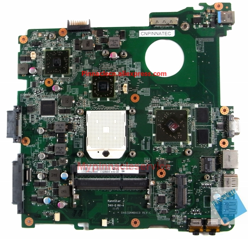 MBRP706001  Motherboard for Acer Aspire 4552 4552G DA0ZQAMB6C0 31ZQAMB00F0MBRP706001  Motherboard for Acer Aspire 4552 4552G DA0ZQAMB6C0 31ZQAMB00F0