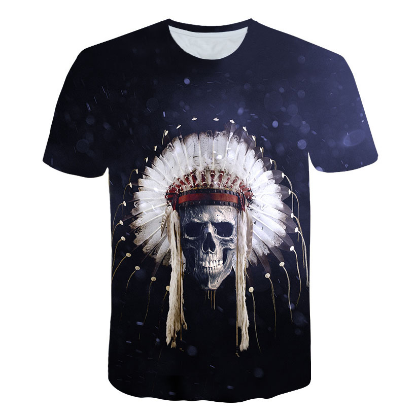 2018 Hot sales Big yards T-shirt New Fashion T-shirt Men/Women Summer 3d T shirt Black Knight Print T shirt Tops Tees