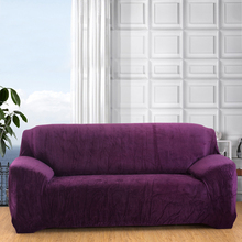 Drawing Room Decorate Anti Mite Jacquard Couch Covers Polyester Fiber Slipcovers Machine Washable Antifouling Sofa Covers