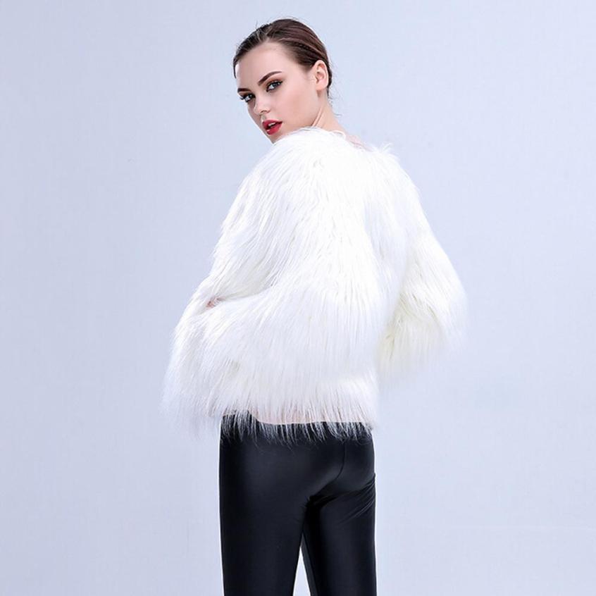 Noël Costumes Discothèque Manteau De Danseur Scène Fourrure Vestes Sep19 Led 2017 Femmes Outwear HwfOUSEq