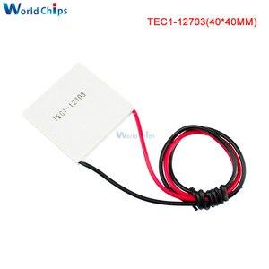 Image 3 - 10pcs TEC1 12705 Thermoelectric Cooler Peltier TEC1 12706 TEC1 12710 TEC1 12715 SP1848 27145 TEC1 12709 TEC1 12703 TEC1 12704
