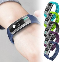 G20 Waterproof Smart Band Heart Rate Blood Pressure ECG Monitor Sports Bracelet Fitness Watch Smartband For IOS For Android