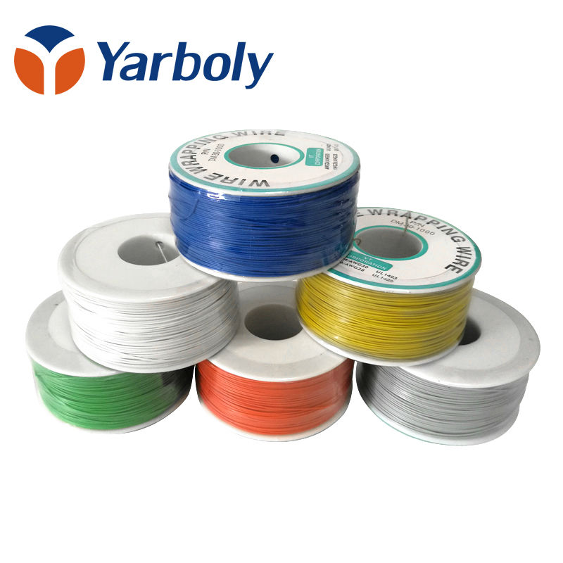 100 Ft Kynar 30 AWG Wire Wrapping Wire - ANY COLOR