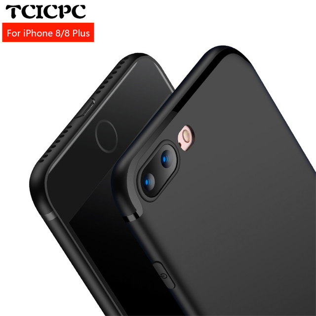 custodia iphone 8 plus silicone 360