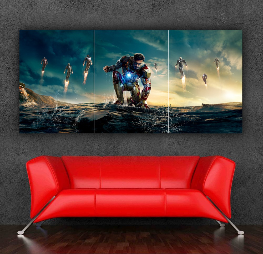 Iron man wall stickers peenmedia large wall decal the marvel ironman wall stickers 3543 part 62 amipublicfo Image collections