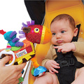 Baby Soothing toys Bell Pony and Knight Style Baby Bed Pendant Baby Stroller Accessories