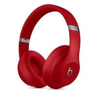 Beats by Dr. Dre Beats Studio3, Wired & Wireless, Head band, Binaural, Circumaural, 260 g, Red