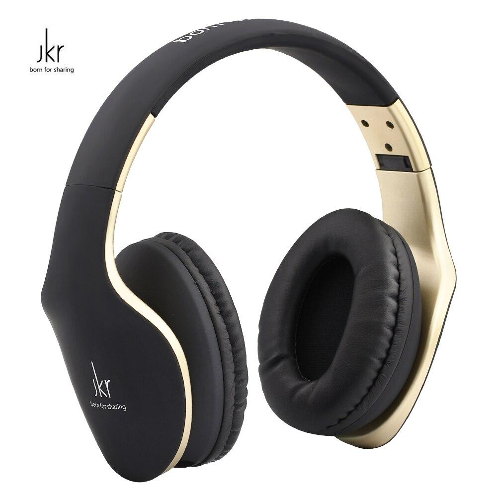 2017 JKR 102 Kopfhörer kopfhörer Sport musik Headset Hands-free für iPhone xiaomi Android Mikrofon Ohrhörer für Handy