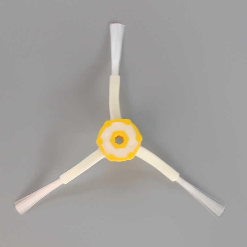 فرشاة جانبية مسلّحة بـ 3 أجزاء لـ iRobot Roomba 500 600 700 Series 528 595 610 620 630 650 660 760 770 780 أجزاء روبوت المكنسة الكهربائية