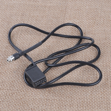CITALL Female AUX Input Audio CD Interface Adapter Cable fit for Ford Focus Fiesta Mondeo 2001 2002 2003 2004 2005 2006 2007