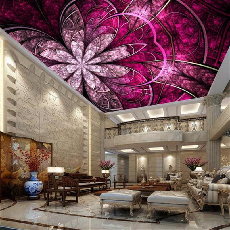 custom 3d decorating photo wallpaper living room hotel ceiling background wall mural red and luxurious european style wallpaper custom 3d photo wallpaper star planet universe space planet mural wall paper ceiling living room bedroom 3d wall mural wallpaper