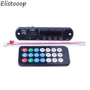 Decoder-Board Audio-Module Music-Speaker Power-Supply Tf-Radio Remote Micro-Usb High-Quality