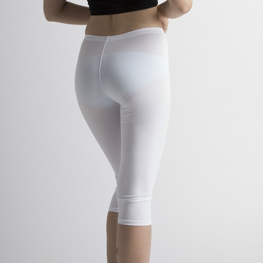 Womens White Capris Promotion-Shop for Promotional Womens White ...
