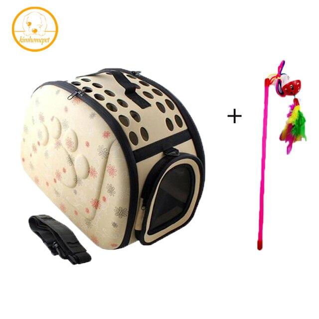 Животное мешок Pet Carrier Путешествий плеча собаки кошки сумка складной Портативный дышащий открытый pet carrier собака рюкзак Товары для домашних животных pa01