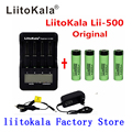 Liitokala lii-500 Lii-PD4 lii-PL4 Lii-S1 LCD 3.7V/1.2V 18500/26650/16340/14500/10440/18650 Battery Charger 18650 3400mah battery