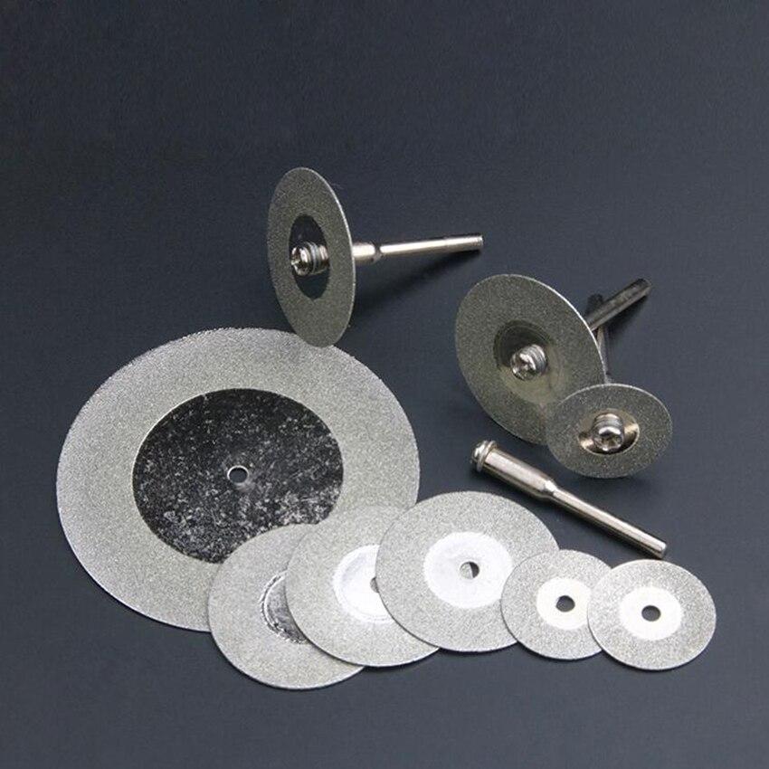 Mini Cutting Disc For Rotory Accessories Diamond Grinding Wheel Rotary Circular Saw Blade Abrasive Diamond Disc