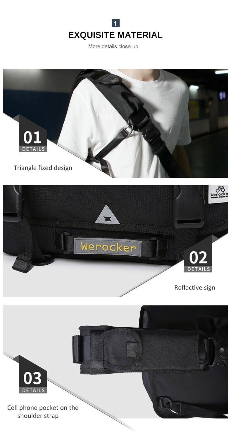 clássico couro satchels masculino simples preto bicicleta
