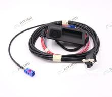 купить RCD510 RNS510 RGB REAR LOW CAMERA KIT RETROFIT FOR VW GOLF PLUS JETTA MK6 VI TIGUAN PASSAT VARIANT по цене 10209.32 рублей