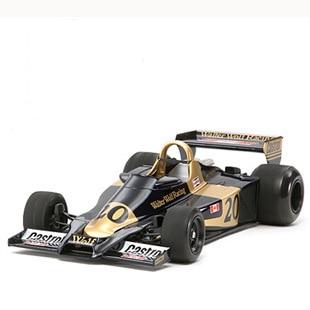 цена на Assembled F1 Car Model 20064 1/20 Wolf WR1 1977 Tamiya Racing