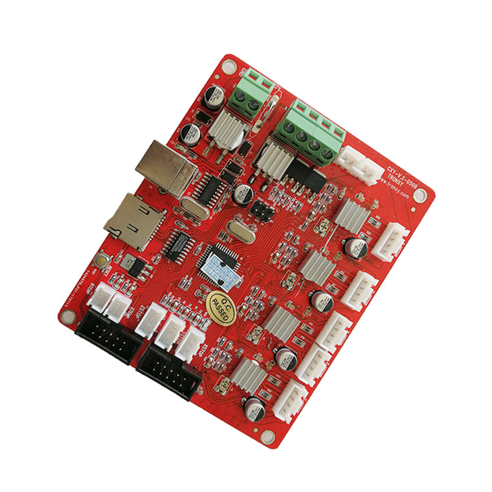 Tronxy Ramps1.4 Update Version 3D Printer Controller Board Reprap Mainboard CXY-V.2 Use For Printer Free Shipping