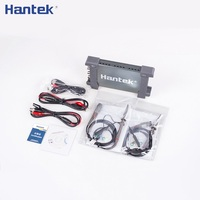 Hantek 6074BC Digital Oscilloscope PC USB 4 Digital Channels 70MHz 1GSa/s 2mV 10V/DIV Input Sensitivity