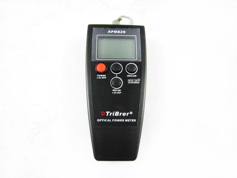 Optical Fiber Monitor : Aliexpress buy tribrer apm lcd display portable