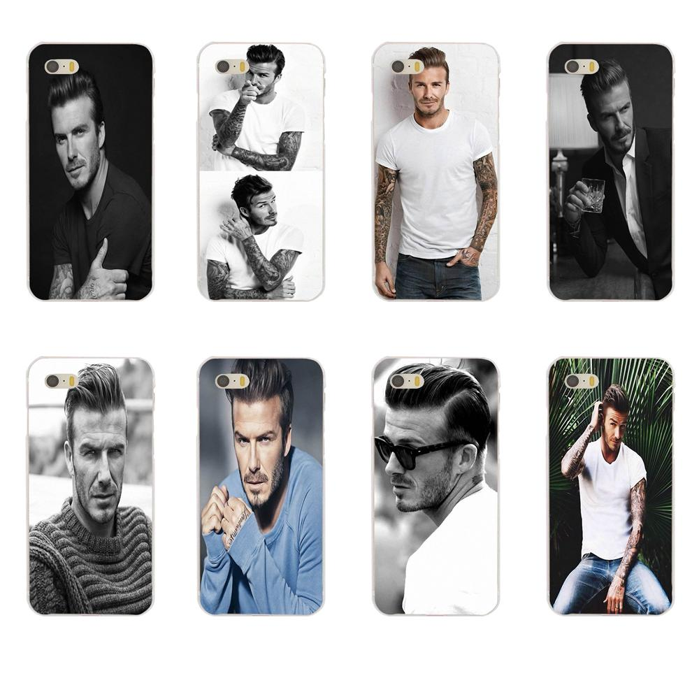Joke Eleven Paris Smith David Beckham For Galaxy J1 J2 J3 J330 J4 J5 J6 J7 J730 J8 2015 2016 2017 2018 mini Pro TPU Design image