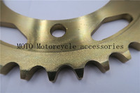 Motorcycle Sprocket 40 Teeth Chain 530 For Kawasaki VN800 95 06 For SUZUKI GSX R 1300 Hayabusa 99 05 06 07 TL100 97 2001 2002