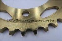 Motorcycle Sprocket 40 Teeth Chain 530 For Kawasaki VN800 95 06 For SUZUKI GSX R 1300 Hayabusa 99 05 06 07 TL100 97 2001 2002