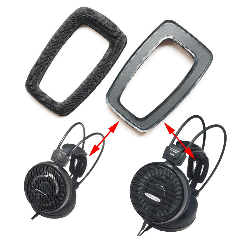 10 Pair Replace headband pad for Audio technica ATH-AD500X ATH-AD700X ATH-AD900X ATH-AD1000X ATH-AD2000X headphones Maintenance цена