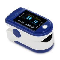 Blood Pulsioximetro Saturation Fingertip Pulse Oximeter Pouch CE ISO Approved Pulse Rate Oxygen Monitor HotSale