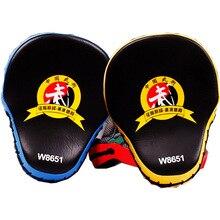 Zooboo 1 шт. тхэквондо ММА Муай Тай боксерские колодки Фокус Митенки пробивая тренировочная цель боевые искусства боксерское снаряжение DBO