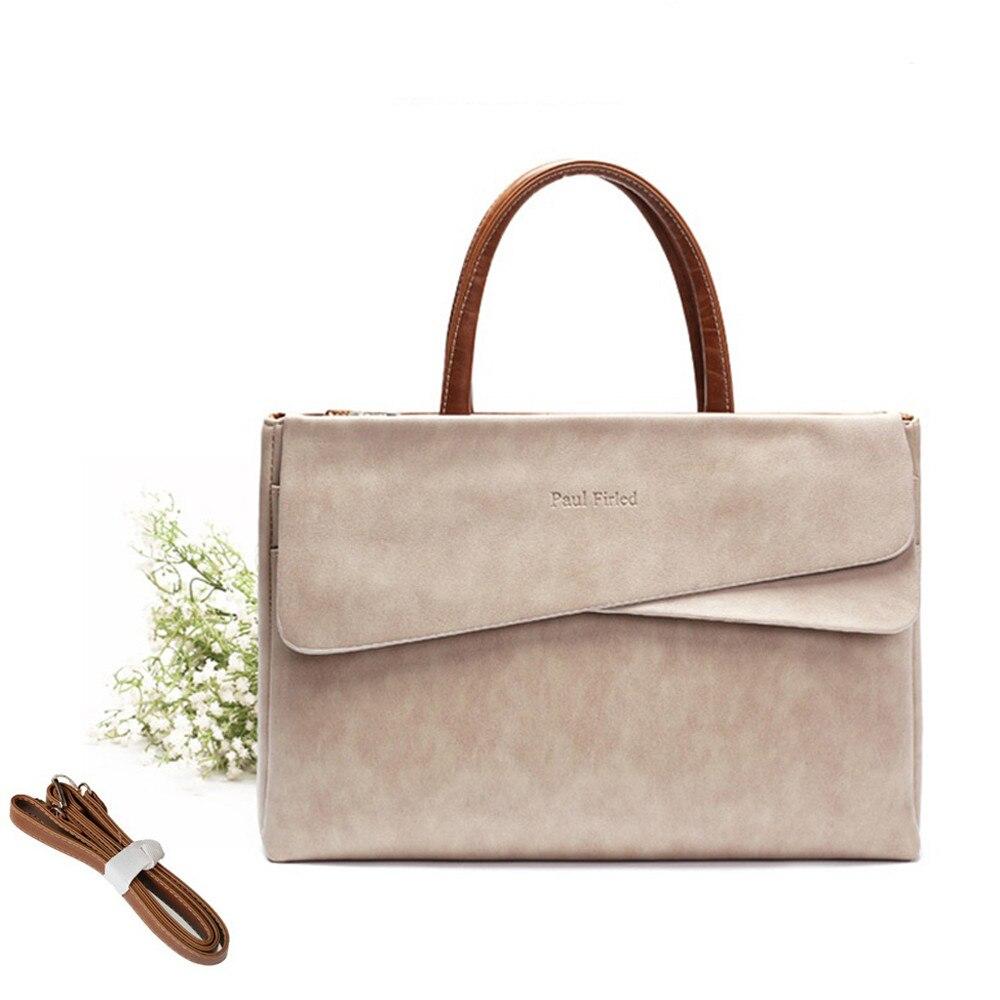 Модные женские туфли корейский стиль 15,6 дюймов тетрадь сумка для ноутбука сумка Macbook Air Pro ноутбук Retina портфели