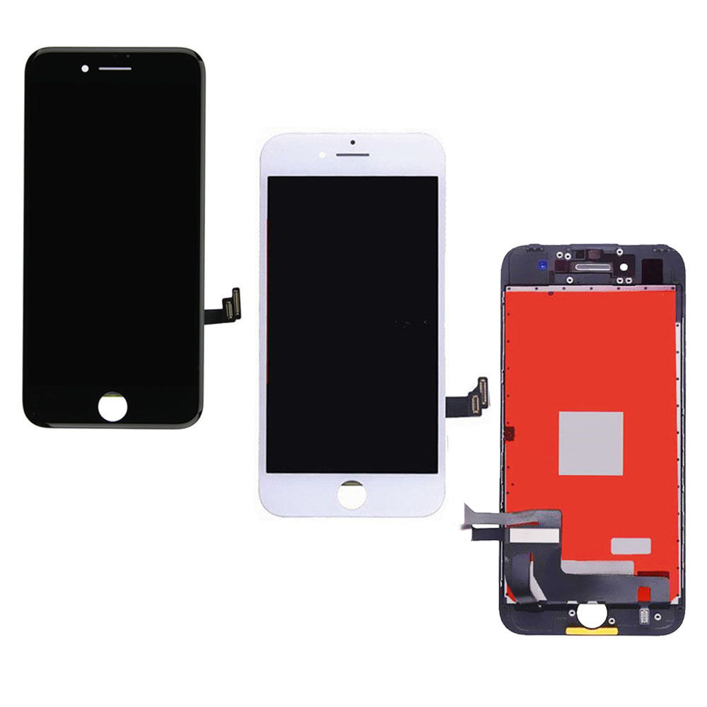 AAA Quality No Dead Pixel For iPhone 7 7Plus LCD Replacement with Touch Screen Digitizer Assembly Display +Tools+Glass Protector 5pcs lot aaa free shipping for iphone 6s lcd display touch screen digitizer replacement assembly no dead pixel black