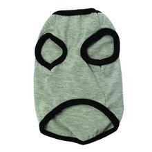 Cotton Jersey Vest pet Clothing