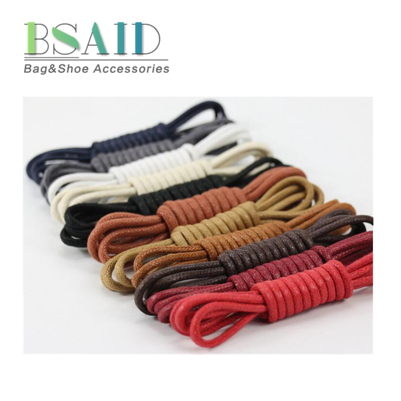 BSAID 1Pair 120cm Cotton High Quality Shoelaces,Waterproof ...