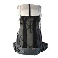 35L 45L легкий прочный путешествия отдых Пеший Туризм рюкзак Открытый Сверхлегкий выполненные пакеты Dyneema 3F UL передач