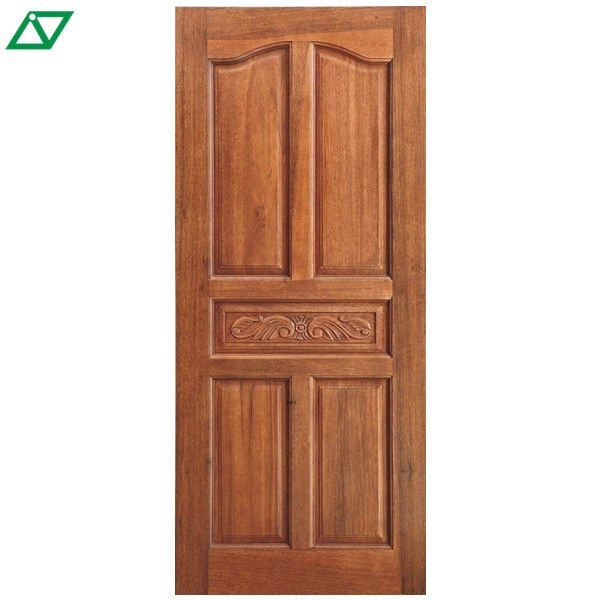 Outside Opening Solid Wood Door