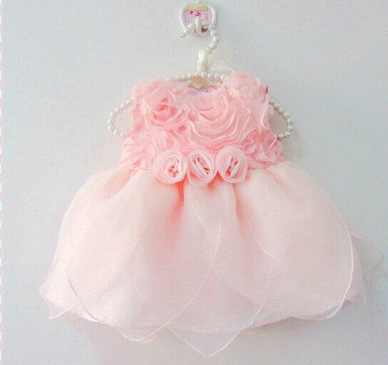 Aliexpress.com : Buy baby dresses girl flowers infant wedding ...