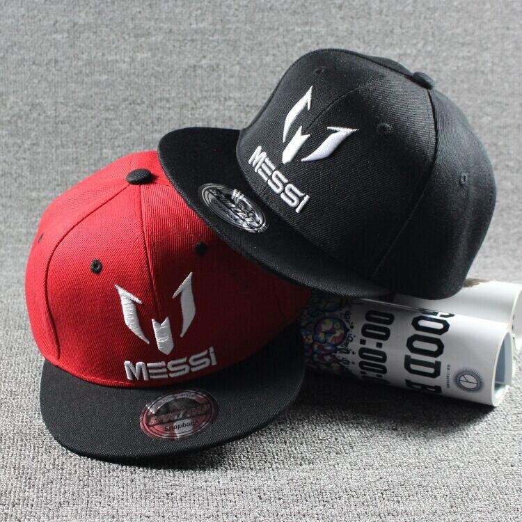 ... nueva moda niños Ronaldo CR7 Neymar NJR gorra de béisbol sombrero de  los muchachos de las muchachas niños de MESSI sombreros del Snapback Hip  Hop gorras ... deb9e2f7485