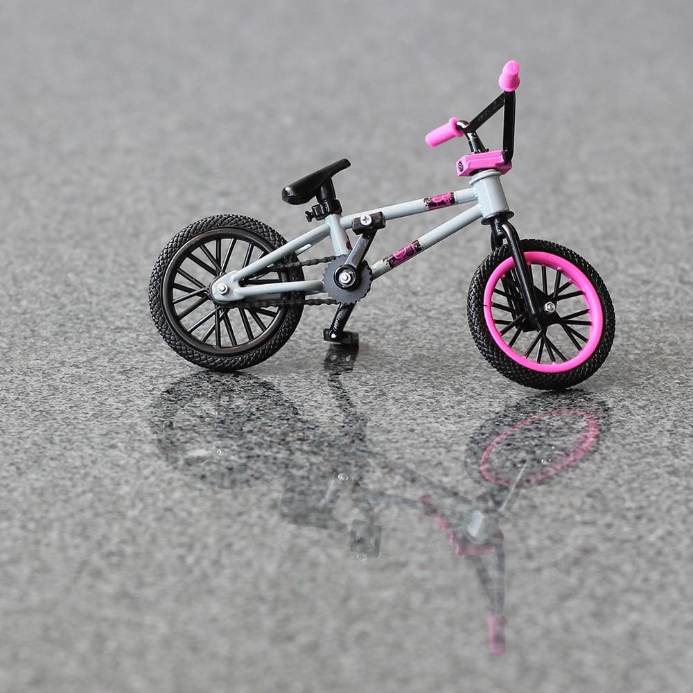 Jouets professionnels de vélo de doigt de mini-bmx de Flick Trix cadeau de modèle de vélo pour des enfants garçons gadgets nouveauté