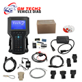 For GM Tech2 Vetronix Full Set Plus TIS2000 Software and USB Dongle  for (SAAB,GM,OPEL,ISUZU,SUZUKI,HOLDEN) DHL free shipping