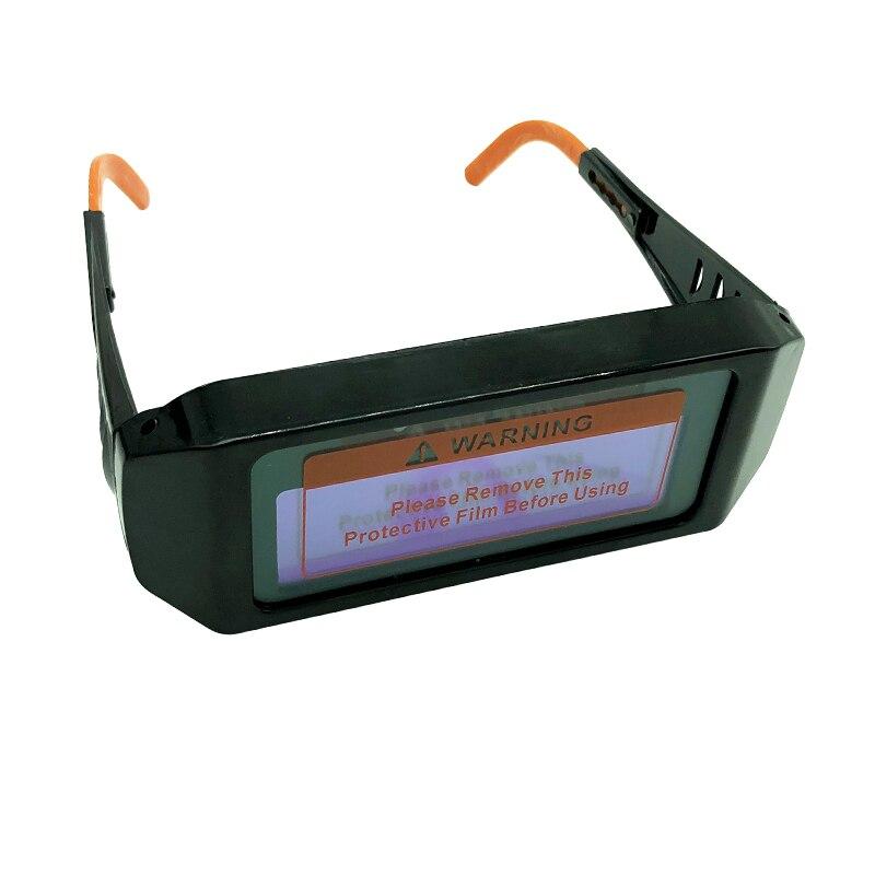 Solar Auto Verdunkelung Schweißen Schweißen Gläser Helm Augen Protector Schweißer Brille Cutter Löten Maske Schweißen Werkzeuge Weniger Teuer