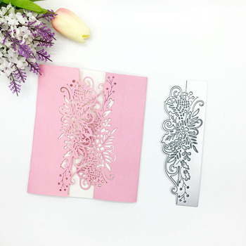Julyarts 2019 New Flower Dies Metal Cutting Die for Fustel Scrapbooking Wedding Card Making Crafts Gift Cut Stitch