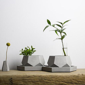 Image 5 - Hình Học Bê Tông Dụng Cụ Bào Khuôn Silicon Khuôn Mẫu Handmade Thủ Công Trang Trí Nhà Dụng Cụ