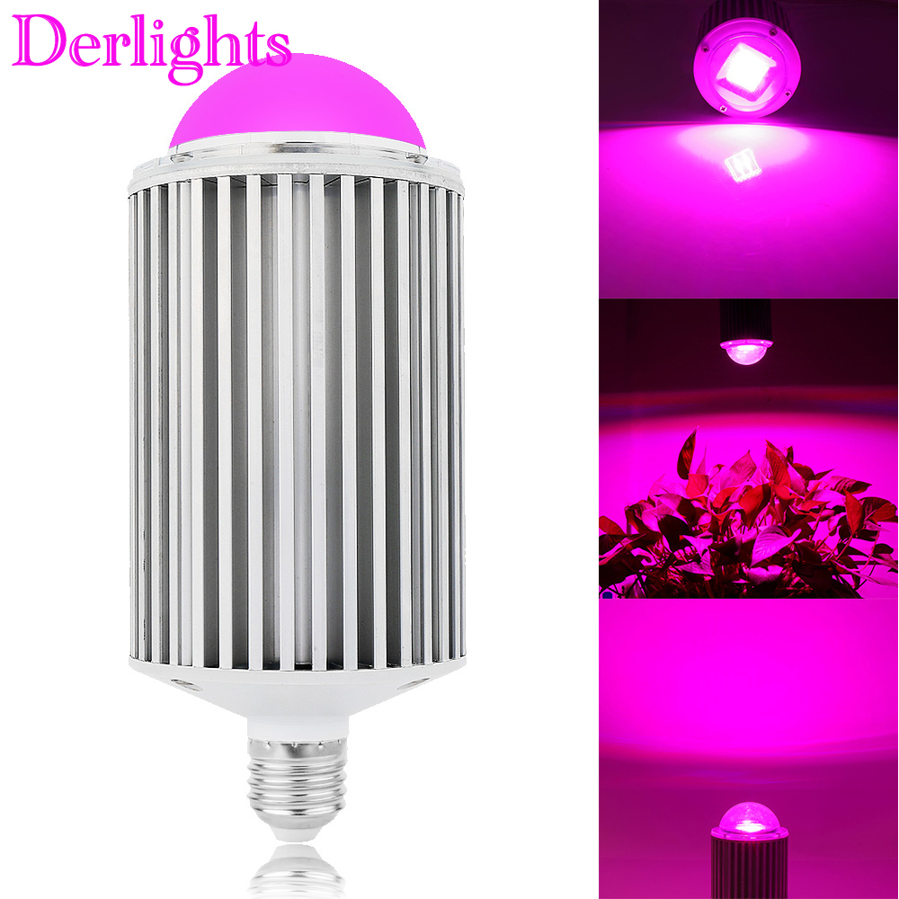 60W/120W/180W E27 LED Grow Light Growth Bulb For Flowering Plant Seeds Hydroponics Indoor LED Aquarium Lamp(China)