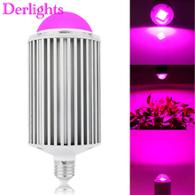 60W/120W/180W E27 LED Grow Light Growth Bulb For Flowering Plant Seeds Hydroponics Indoor